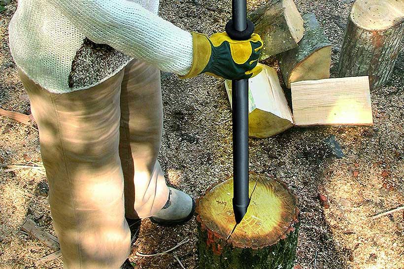 Fendeuse à bois Fiskars